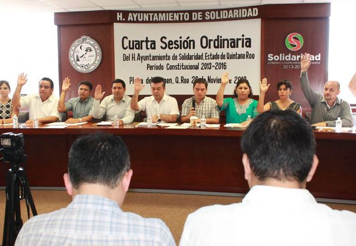 La donación del predio fue aprobada por el Cabildo de Solidaridad. (Adrián Barreto/SIPSE)