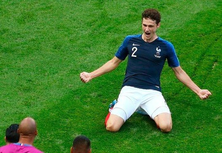 El gol del francés fue el ganador en una votación del público organizada en la web de la FIFA. (Libero)