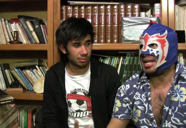 Alex Montiel, de Werevertumorro, prestará su voz para la nueva película de Bob Esponja. (galleryhip.com/Foto de archivo)