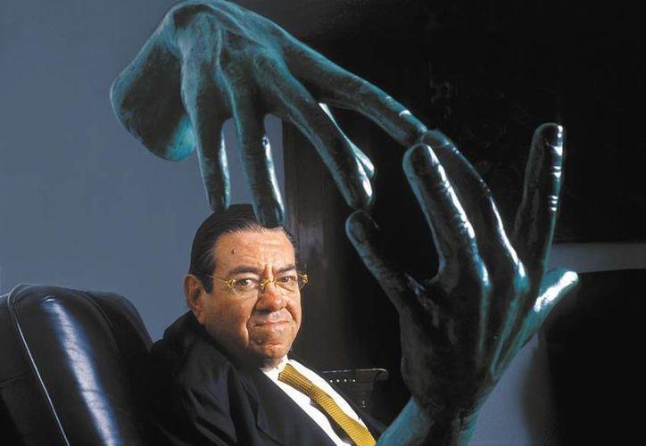 El premio lleva el nombre del político y luchador social Gilberto Rincón Gallardo. (fotoperiodismo.org)