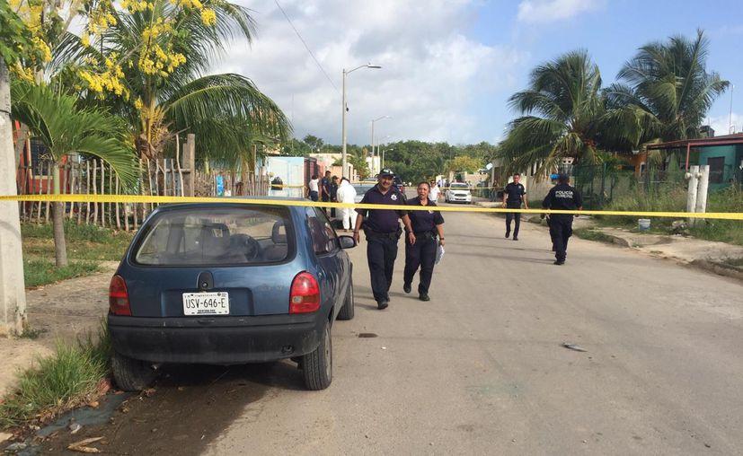 Un policía perdió la vida tras ser baleado dentro de su vivienda esta mañana, en Chetumal. (Redacción/SIPSE)