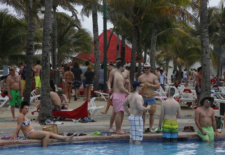Estados Unidos es el principal mercado de turismo para Quintana Roo. (Israel Leal/SIPSE)