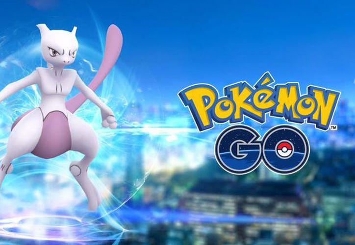 Niantic ha anunciado que el pokémon Mewtwo llegará a Pokémon Go. (Niantic).