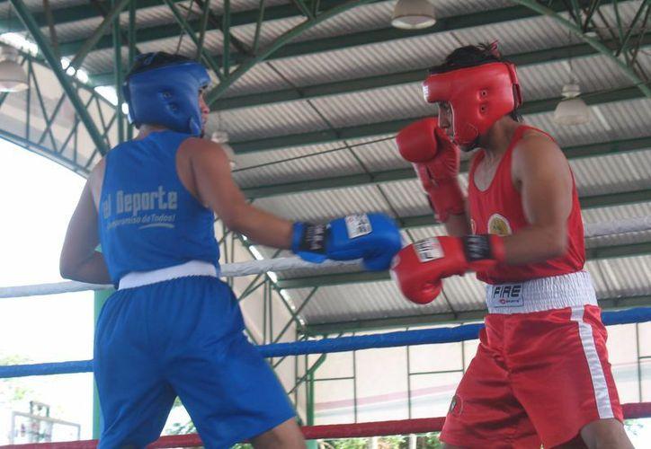El resto de las finales se la dividieron los municipios de Tulum, Othón P. Blanca, José María Morelos y Cozumel. (Ángel Mazariego/SIPSE)