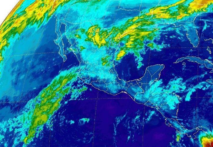 Para la capital, se prevé un cielo mayormente despejado en la zona. (Conagua)