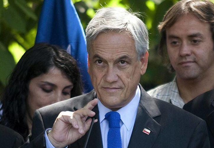 """Piñera replicó que en Chile hay tribunales de justicia """"independientes"""". (Archivo/EFE)"""