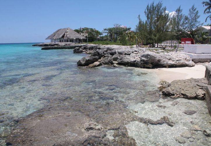 Se construirá en el área donde se localizaba el hotel Cabañas del Caribe. (Julián Miranda/SIPSE)