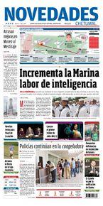 Incrementa la Marina labor de inteligencia