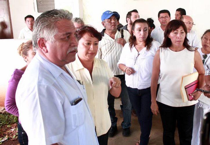 Según el líder de los trabajadores del Sector Salud, Jervis García, los empleados del Psiquiátrico, quienes protestaron públicamente hace unos días, 'están tranquilos' porque se han cumplido los primeros acuerdos. (Milenio Novedades)