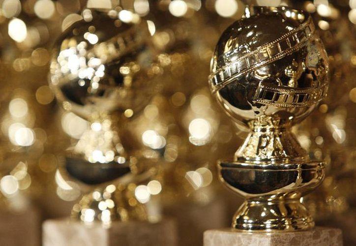 Dan a conocer a los nominados en los Globos de Oro. (AP)