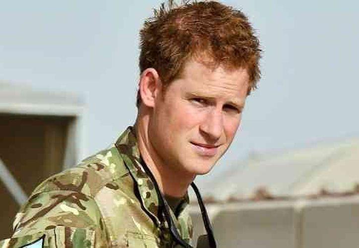 No se ha dado a conocer la identidad del taliban al que mató el Príncipe Harry. (Notimex)
