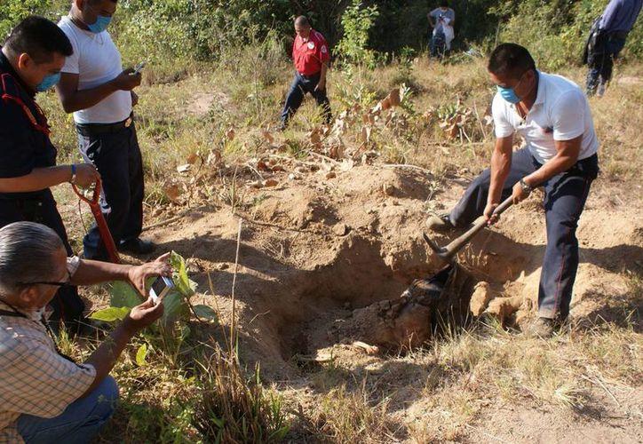 El Fiscal de Veracruz admitió que tomará un año terminar el trabajo de búsqueda y rescate de cuerpos en el predio de Colinas de Santa Fe. (Foto de contexto tomada de vanguardia.com.mx)