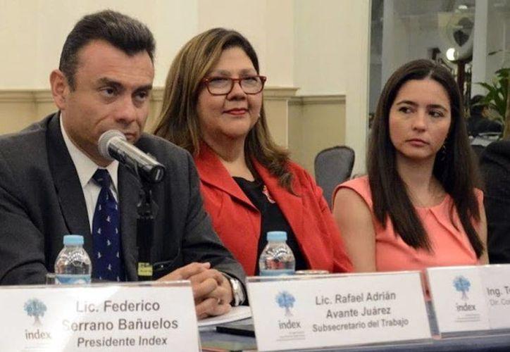 Integrantes de la Asociación de Maquiladoras de Exportación de Yucatán (Index Yucatán) aseguran que que el sector genera unos 17 mil empleos de manera directa. (Milenio Novedades)