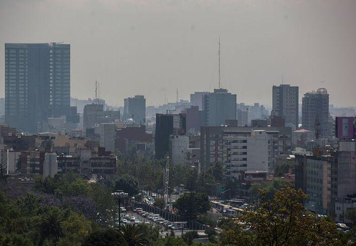 El especialista ambiental Víctor Hugo Gutiérrez Yáñez propuso la creación de súper ventiladores de alta potencia. (Foto: Proceso)
