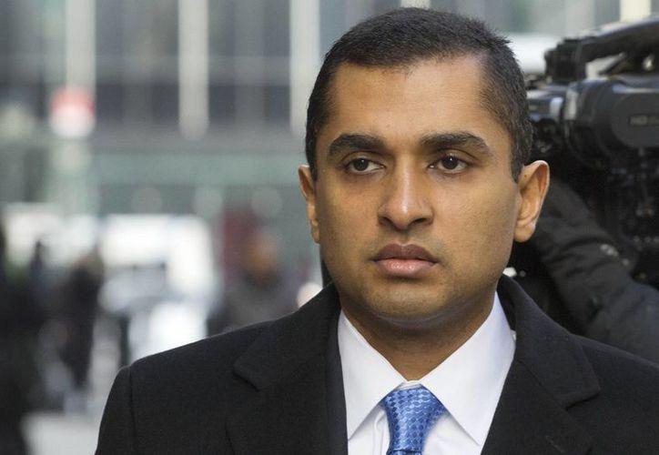 Mathew Martoma fue condenado por cargos de fraude bursátil. (Agencias)