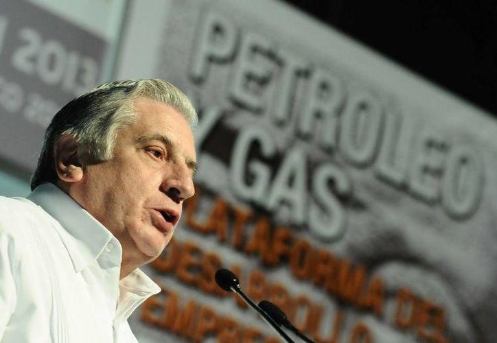 Según Núñez Jiménez, hace falta comprobar 1,900 mdp de la administración pasada. (Archivo/NTX)