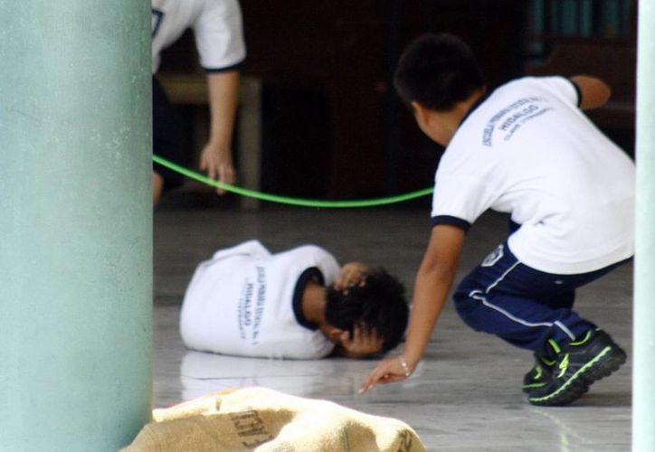 La Universidad Anáhuac Mayab y   Nick Vujicic invitan a combatir el bullying en las escuelas. (Milenio Novedades/Foto de contexto)