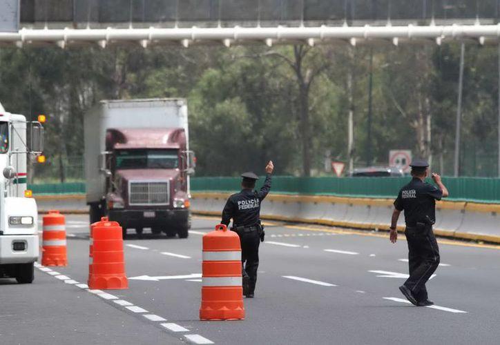 De los heridos en el choque del autobús de la carretera México-Cuernavaca, cuatro de ellos fueron catalogados de gravedad. Todos fueron llevados a hospitales cercanos. (Archivo Notimex).