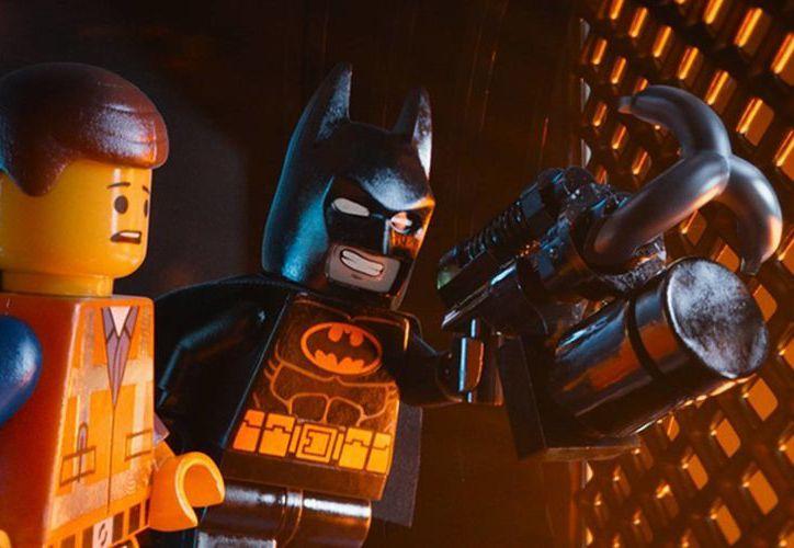 """En su segundo fin de semana, """"The lego Movie"""" obtuvo 48.8 millones de dólares con lo que se mantuvo en primer lugar de taquilla. (thelegomovie.com)"""