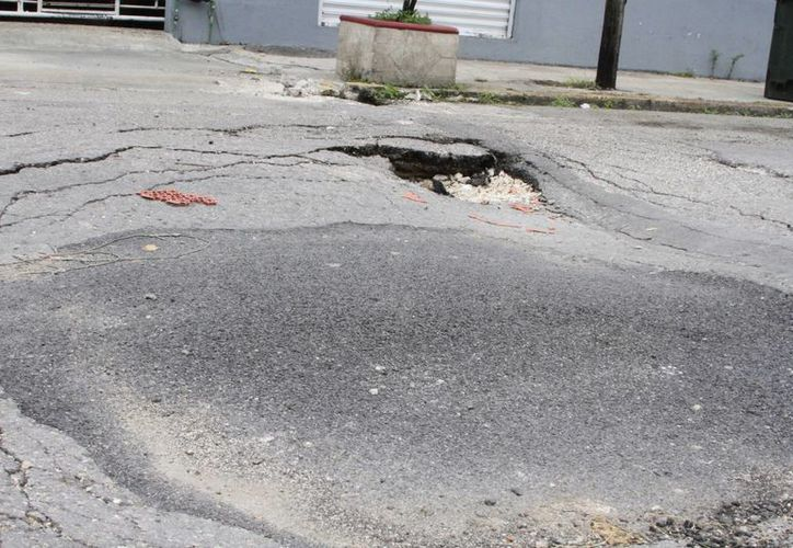 El recurso que solicitarán será para atender los puntos más críticos del primer cuadro de la ciudad. (Ángel Castilla/SIPSE)