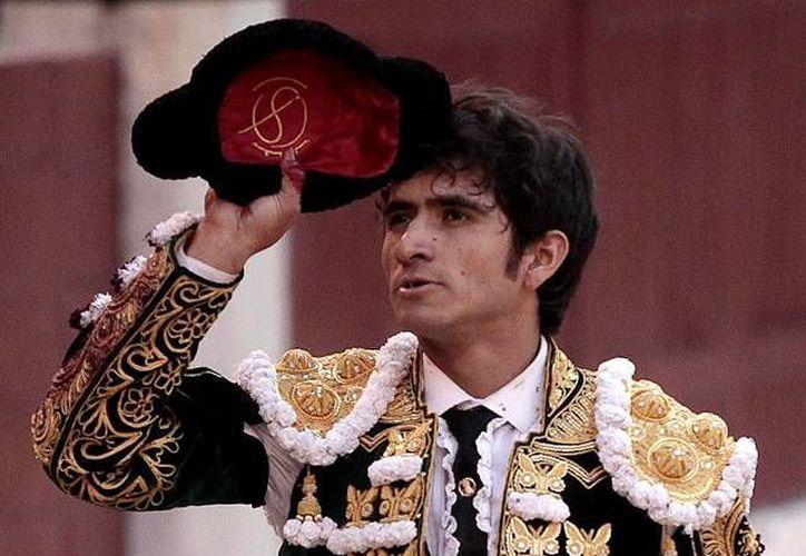 Joselito Adame se presentará este domingo en la Plaza de Toros Mérida. (Milenio Novedades)