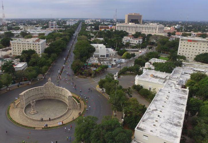 Hay ocho hoteles en construcción en la ciudad. (Foto: Tabasco hoy)