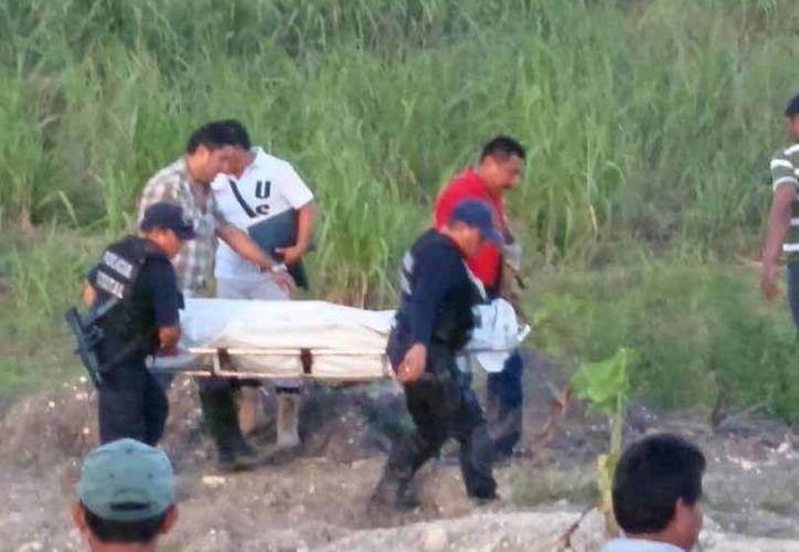El pasado 19 de noviembre de 2015 fue hallado en una milpa el cuerpo sin vida de un campesino. (Redacción/SIPSE)
