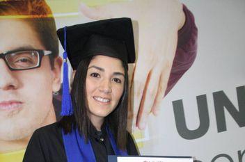 Graduación de Maestría en Educación de Ashanty Pérez Perera