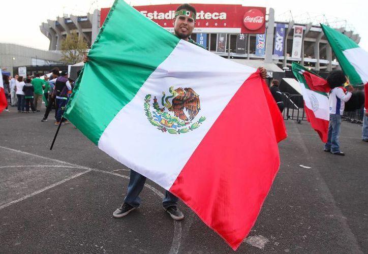El presidente de la FIFA afirmó que México cuenta con todos los elementos para ser sede de una Copa del Mundo. (Notimex)