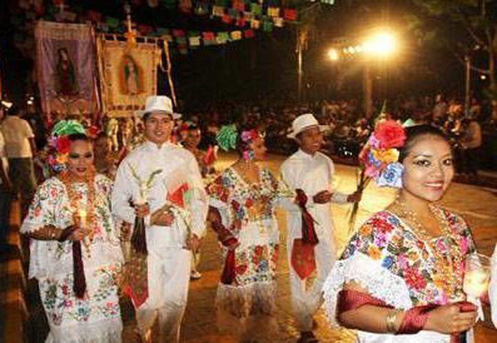 Para esta edición se suman las festividades de gremios y vaquerías en honor a San Joaquín. (Carlos Horta/SIPSE)