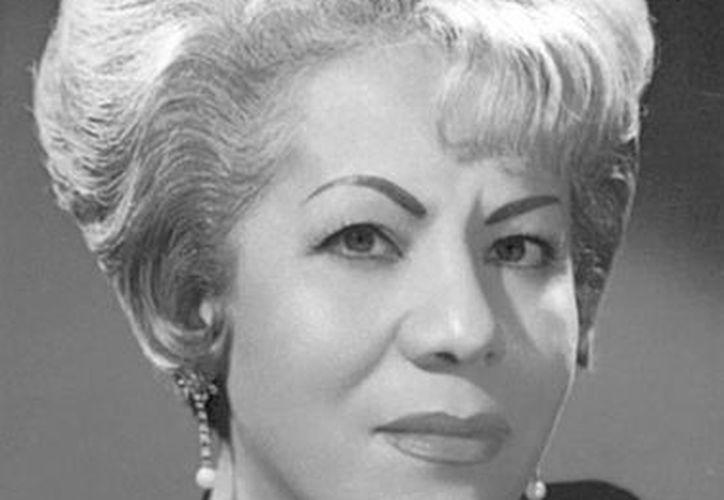María Luisa Landín murió a causa de una neumonía con insuficiencia respiratoria. (Milenio)