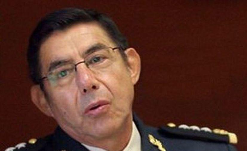 El ex subsecretario de la Defensa (Ángeles Dauahare) se desistió de presentar más pruebas de descargo. (Archivo SIPSE)