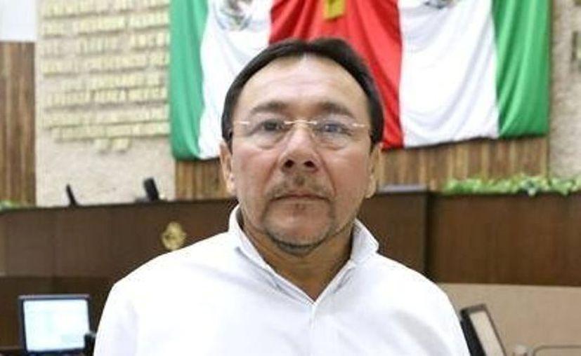 El diputado yucateco de Movimiento Regeneración Nacional (Morena), Miguel Candila Noh. (Foto: redes sociales)