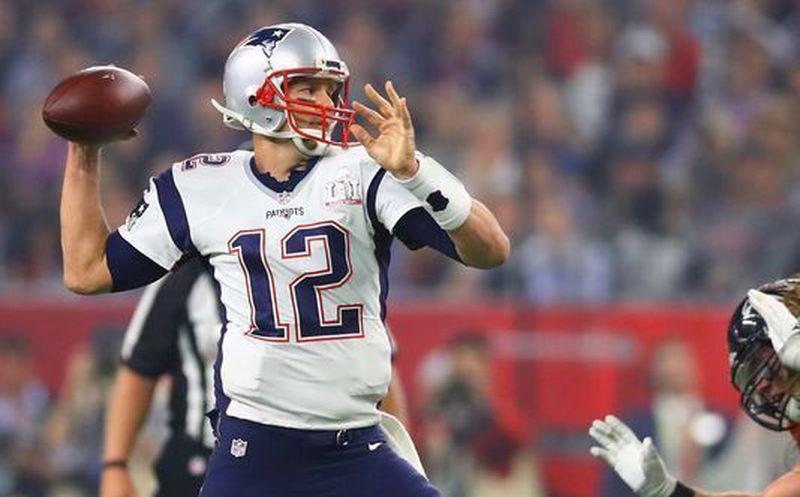 Tom Brady niega que los Pats sean favoritos en el Super Bowl