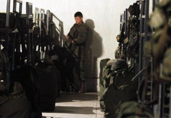 La liberación del mayor Iván Reyna echó abajo la sentencia de 7.5 años de prisión que se dictó por extorsión calificada. (Milenio/Foto de contexto)