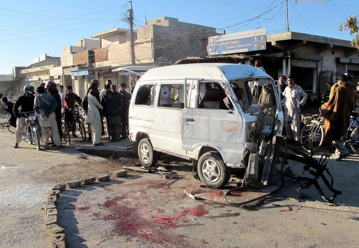 El atentado contra un líder de Al Qaeda es el segundo en lo que va de esta semana. (EFE)