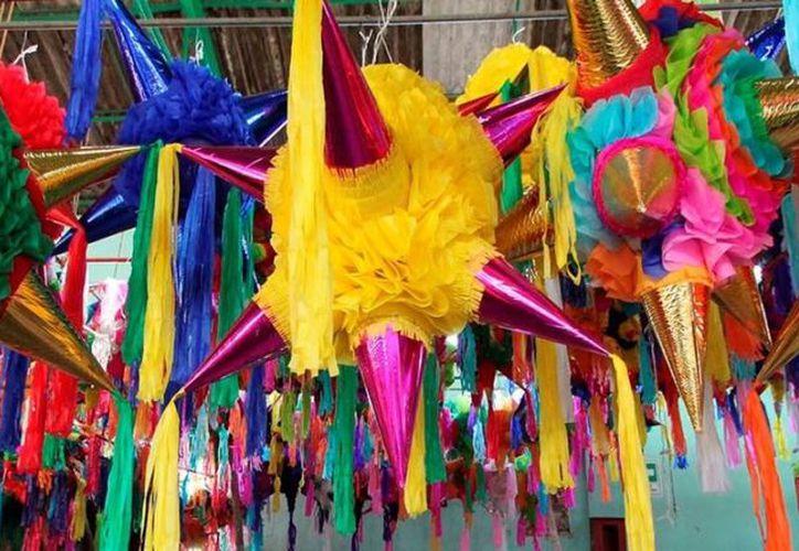 La piñata más creativa del equipo de estudiantes, será premiada. (Foto: Contexto/Internet)