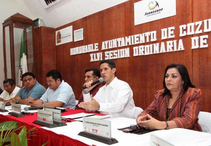 La iniciativa se acordó durante una sesión de cabildo. (Cortesía/SIPSE)
