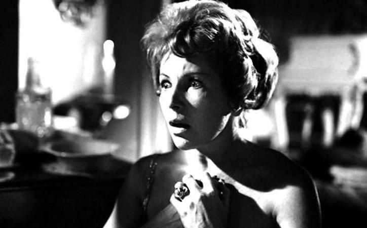 """Nadia Haro participó en la película """"El ángel exterminador"""", de Luis Buñuel, protagonizada por Silvia Pinal, Enrique Rambal, Jacqueline Andere y Ofelia Guilmain. (MILENIO)"""