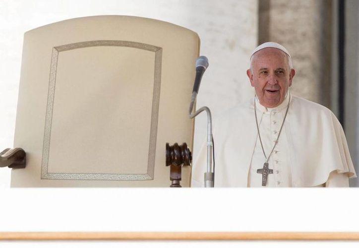 El Papa Francisco habló sobre la corrupción durante el sermón de su misa privada matutina. (Archivo/EFE)