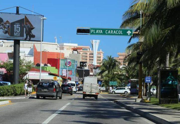 Se analizaría el mejor proyecto para la zona hotelera. (Luis Soto/SIPSE)