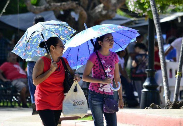 En el inicio de esta semana seguirán las altas temperaturas en Yucatán. (Milenio Novedades)