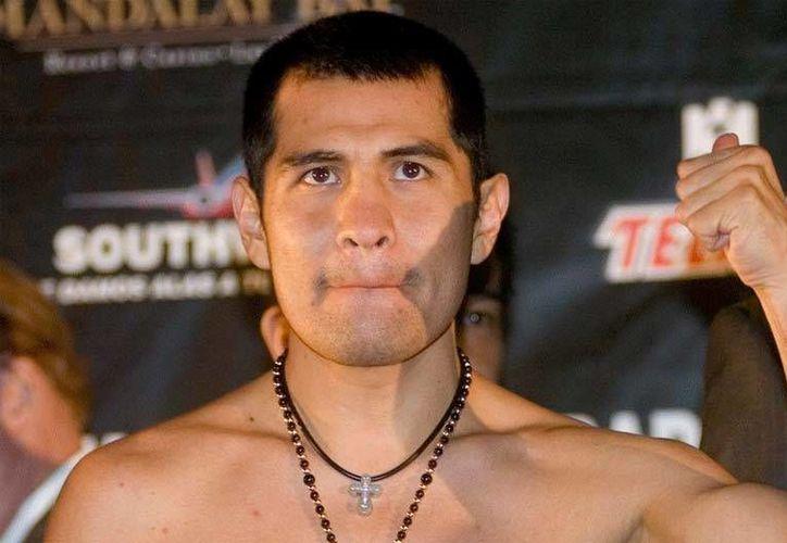 Barrera se convirtió en el segundo mexicano en ser exaltado. (Foto: RingTV)