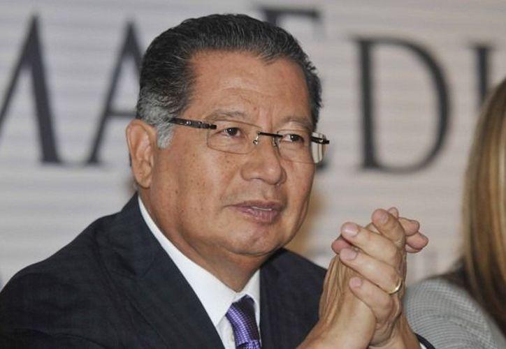 Flavino Ríos Alvarado, ex secretario de gobierno y gobernador interino de Javier Duarte de Ochoa, fue detenido. (El asertivo).