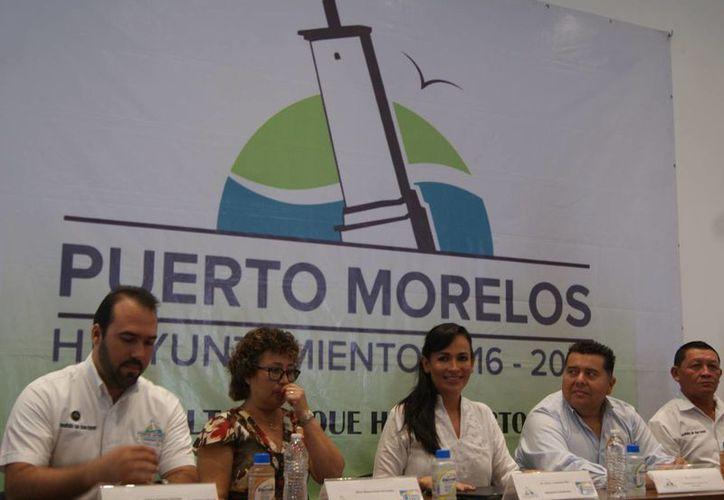 El tradicional maratón de aguas abiertas será el 25 del presente, en Puerto Morelos. (Ángel Villegas/SIPSE)