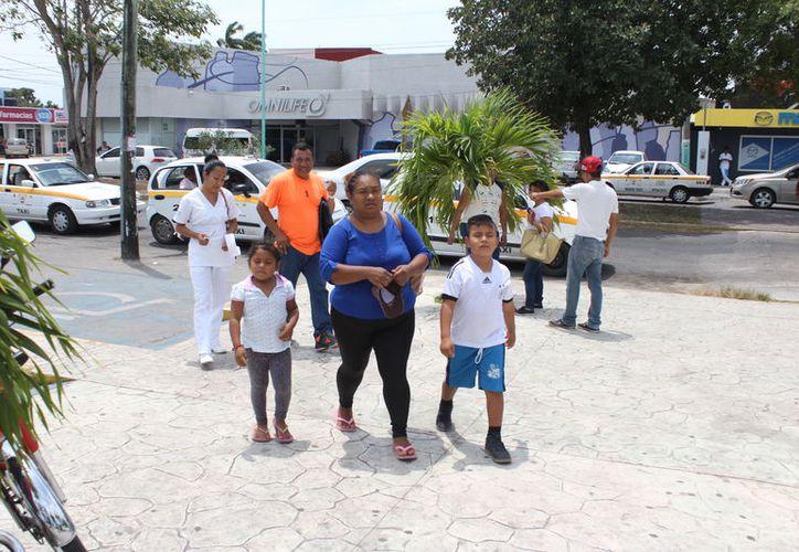Red de padres de personas con el trastorno invitan a muestra de cine azul. (Ángel Castilla/SIPSE)