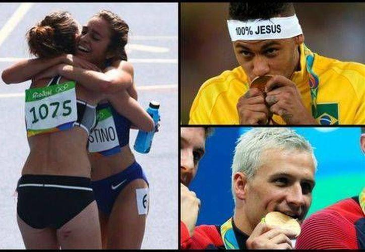 Gestos de generosidad, Brasil campeón olímpico de futbol y problemas legales en Río 2016. (Milenio Digital)