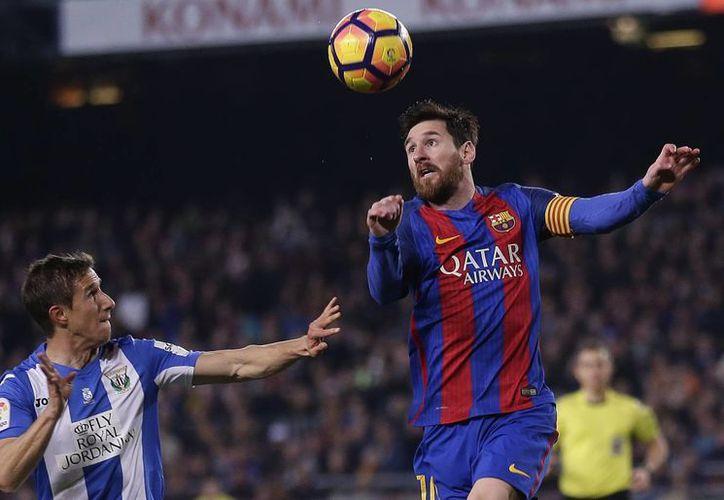 Barcelona sufrió una goliza ante PSG en la Champions League y el pasado domingo batalló para sacar la victoria de último minuto frente a Leganés.(Manu Fernández/AP)