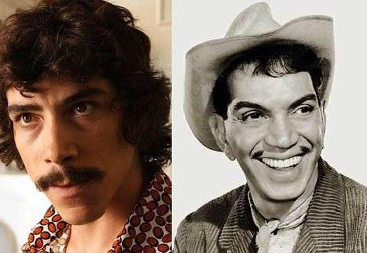 Oscar Jaenada, es un actor español y será el encargado de dar vida a 'Cantinflas', en la filmación de película sobre el actor mexicano. (Archivo/Blogcine.com)