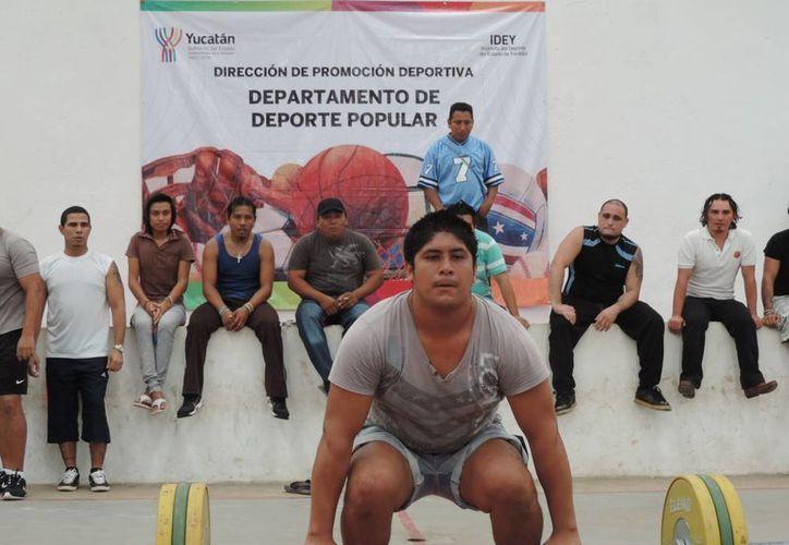 Los participantes estuvieron entrenando durante seis semanas. (SIPSE)